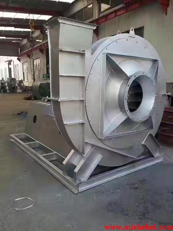 厂家制作加工高压离心风机 不锈钢离心风机 除尘风机